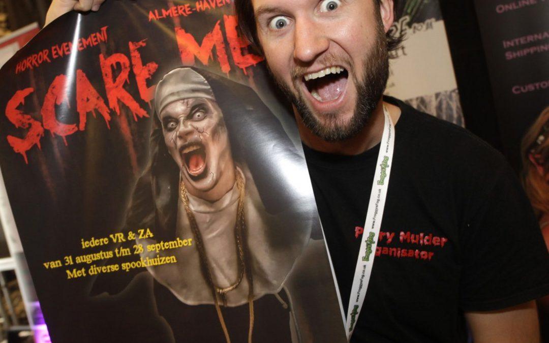 ScarePod #001 – Perry Mulder van Scare Me