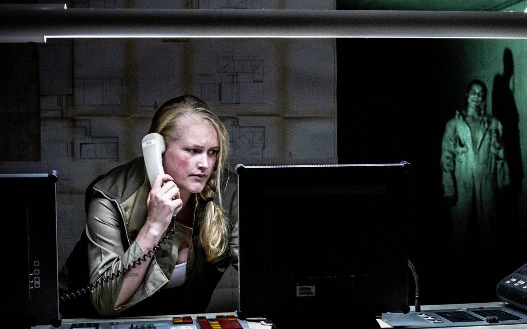 ScarePod #007 – Live vanaf Bajes Experiment: De reddingsactie