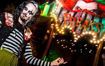 ScarePod #009 – Live verslag vanaf Halloween Horror Festival, Spooky Days & Halloween Fright Nights