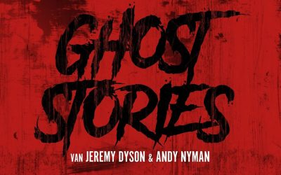 ScarePod #018 – Ghost Stories