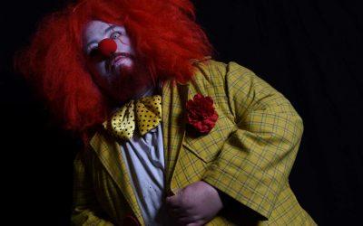 ScarePod #024 Tim Bone, van Lotus acteur naar organisator