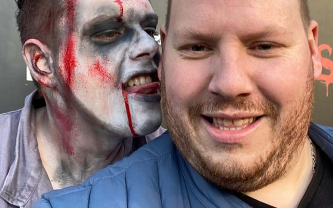 ScarePod #032 Ruben Jansen, organisator van Dutch Horror House, Horror Dome & Horror Village