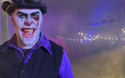ScarePod #034 Live van Traumatica, Halloween Horror Festival, Toverland Halloween & Halloween Fright Nights